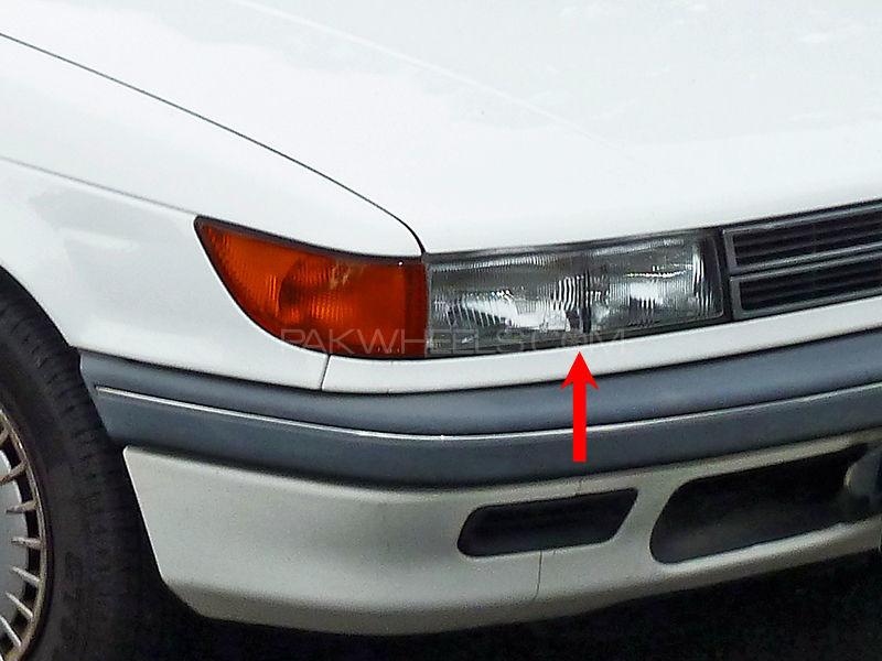 Mitsubishi Lancer Head Lamp 1992-1995 - 1 Pc RH Image-1