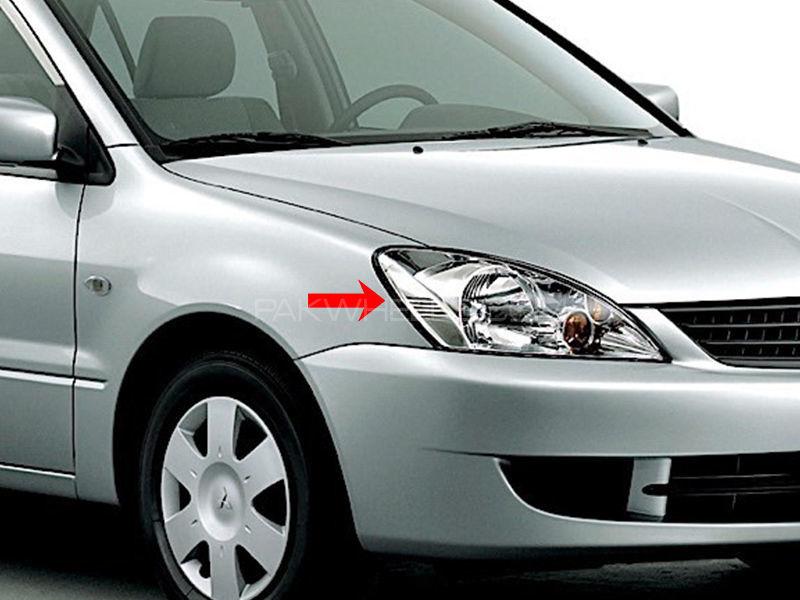 Mitsubishi Lancer Head Lamp 2004 1300CC - 1 Pc RH Image-1