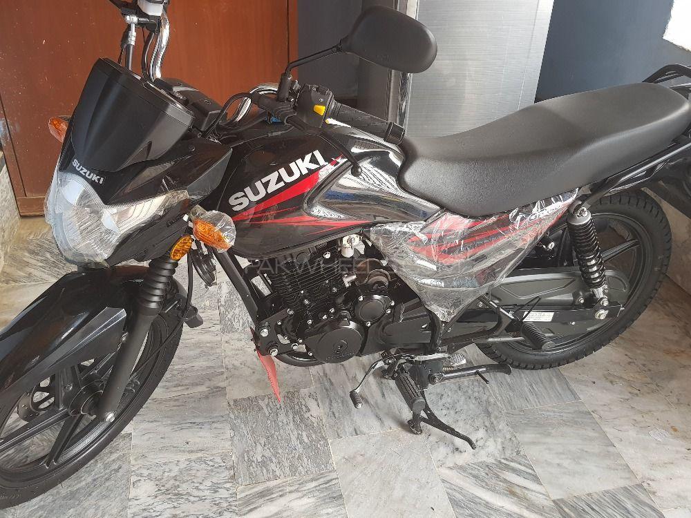 Suzuki GR 150 2018 Image-1