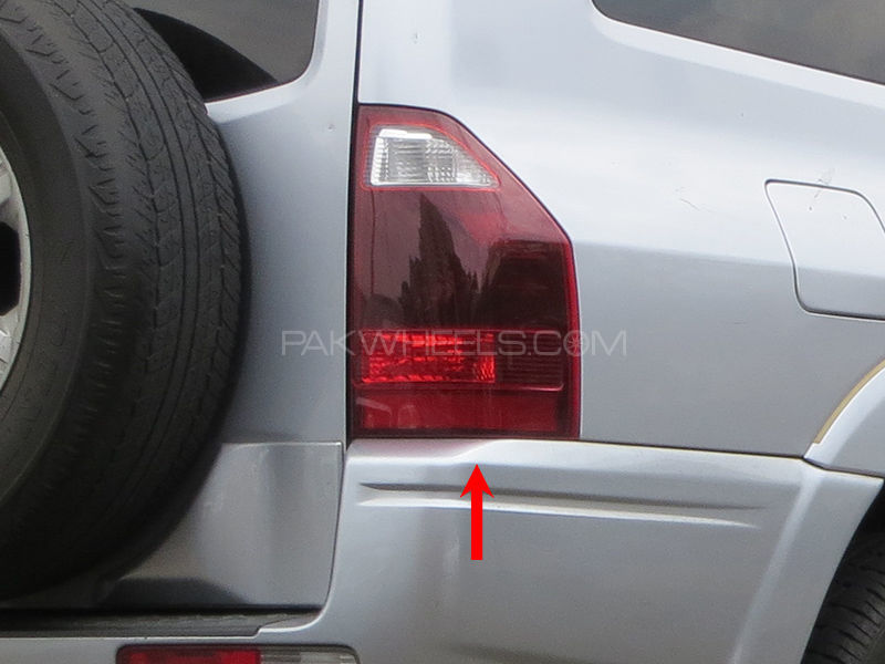 Mitsubishi Pajero TYC Back Lamp 2004 - 1 Pc RH in Lahore