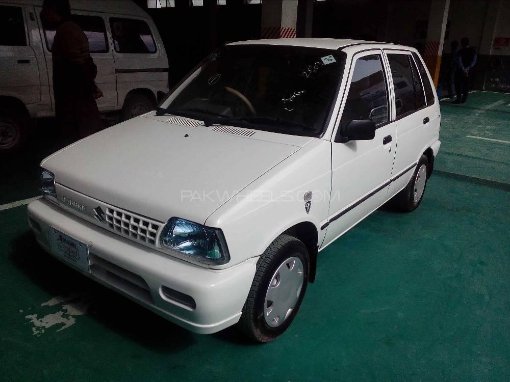Suzuki Mehran VXR Euro II (CNG) 2018 for sale in Islamabad | PakWheels
