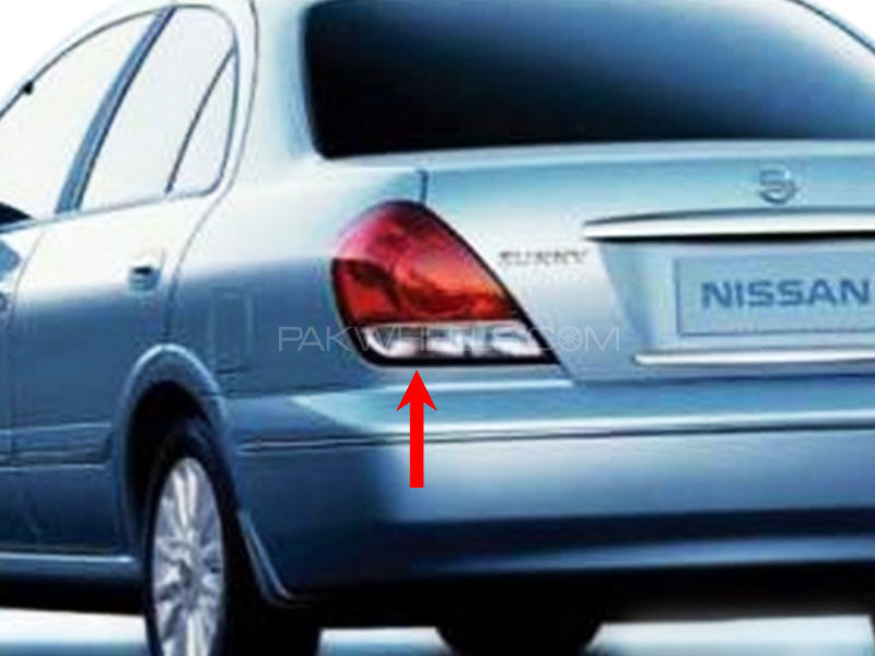 Nissan Sunny TYC Back Lamp 2004 - 1 Pc LH in Lahore