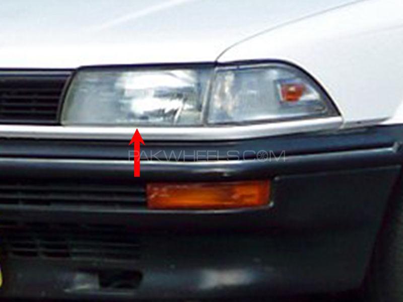 Toyota Corolla TYC Head lamp 1989 - 1 Pc LH Image-1