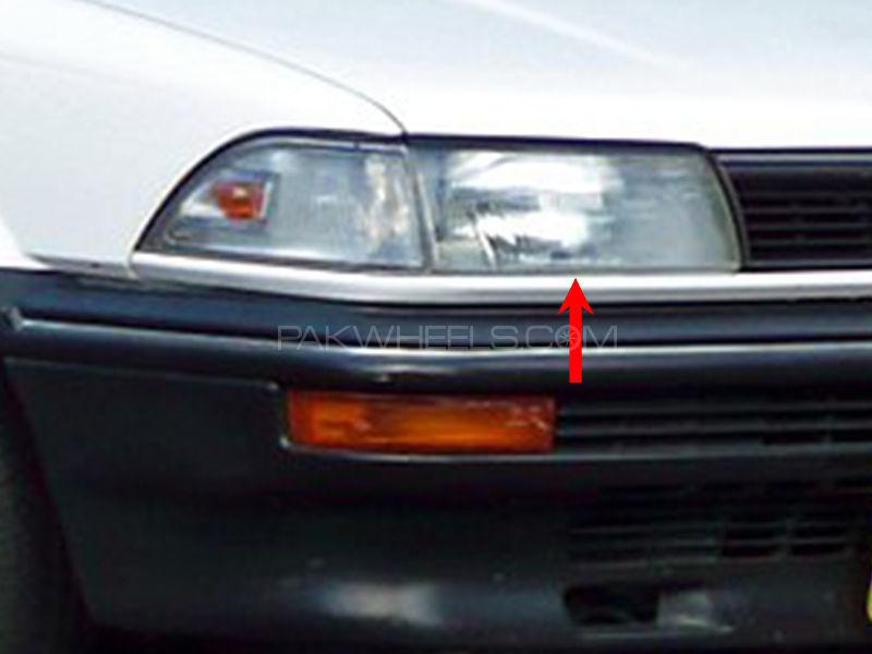 Toyota Corolla TYC Head lamp 1989 - 1 Pc RH Image-1
