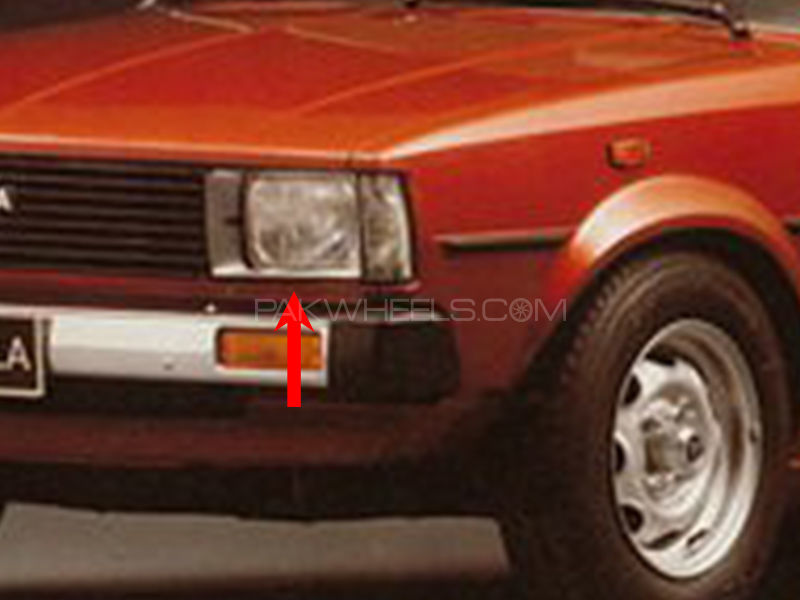 Toyota Corolla TYC Head Lamp 1982-1983 - 1 Pc LH in Lahore