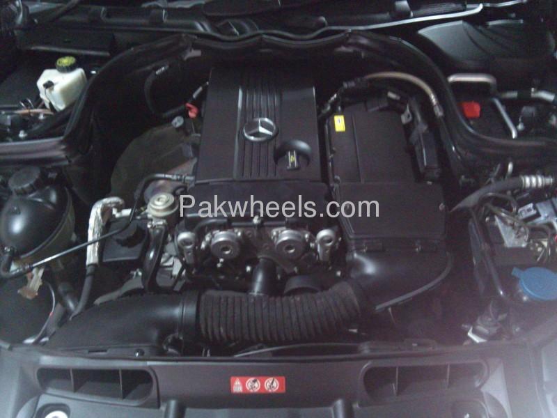 Mercedes Benz C Class C180 Kompressor 2007 Image-7