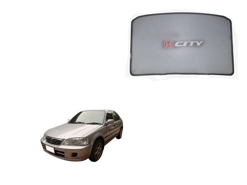 Honda City 2000 Rear Window Shade Image-1