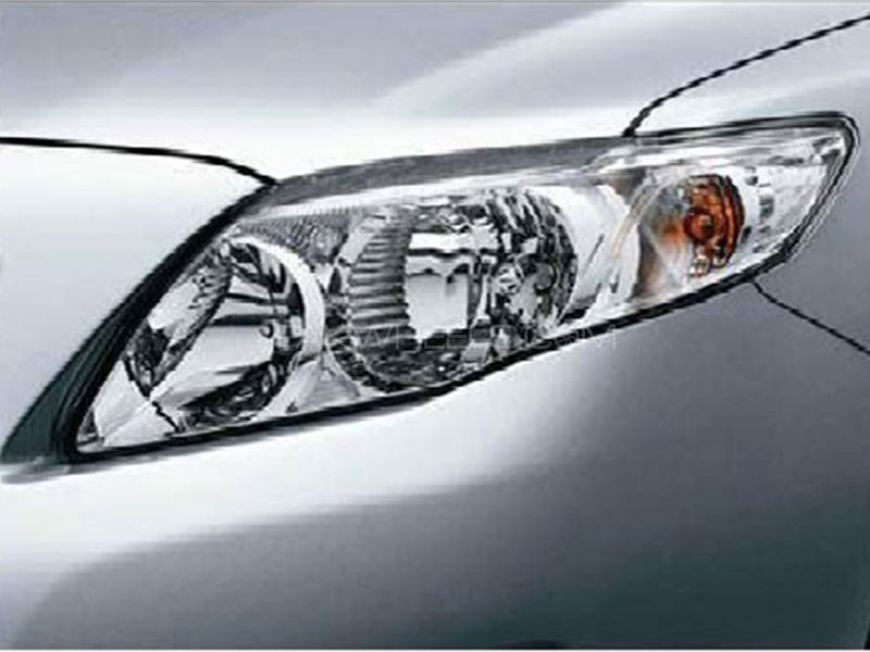 Toyota Corolla TYC Head Lamp 2011-2012 - 1 Pc LH Image-1