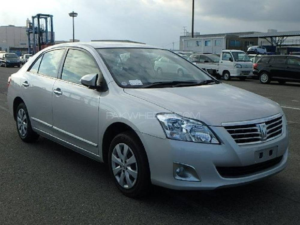 Toyota Premio F L Package Prime Selection 1.5 2015 Image-1
