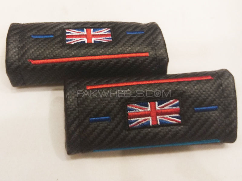 Australia Flag Seat Belt Cover - Small in Karachi