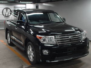 Used Toyota Land Cruiser ZX 2013