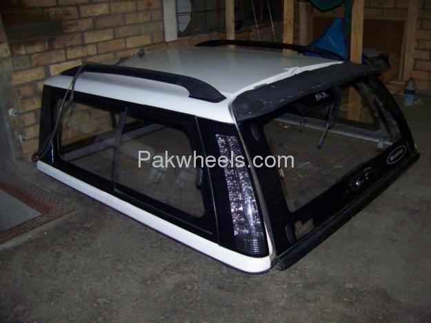 Canopy Carryboy Toyota Hilux Vigo Ch Amp