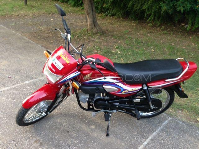 Honda Pridor 2016 Image-1