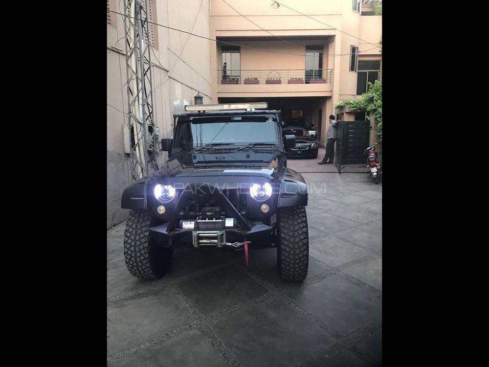 Jeep Wrangler Sports 2011 Image-1