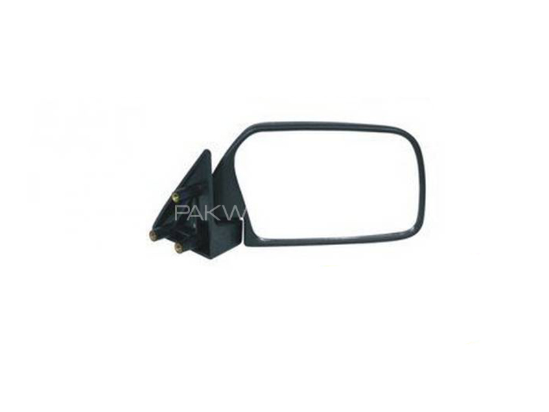 Suzuki Mehran Side Mirror China 1pc Image-1