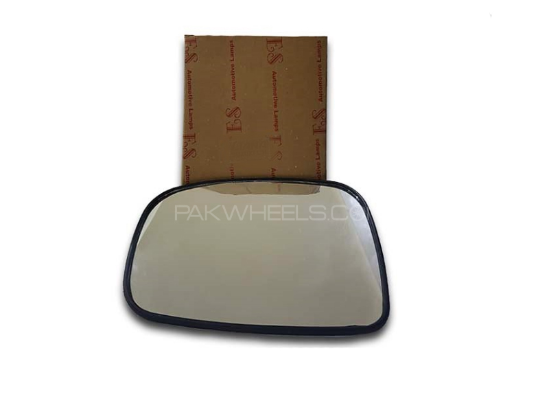 Toyota Corolla 2002-2004 Side Mirror Glass 1pc Image-1