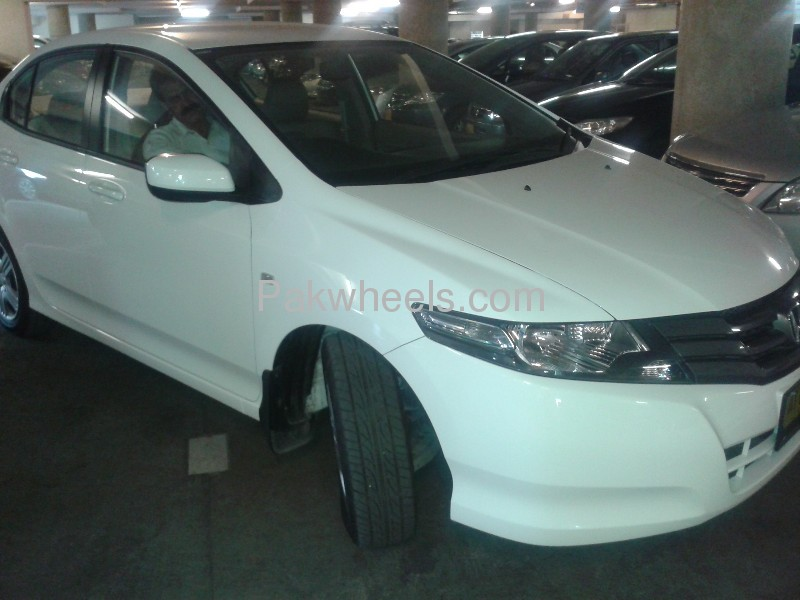 Honda City i-VTEC 2013 Image-1