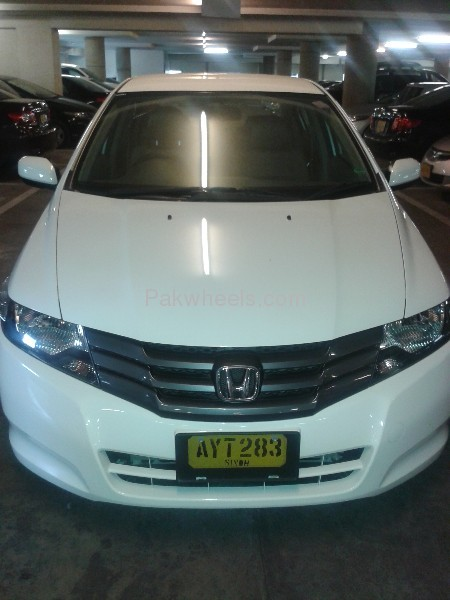 Honda City i-VTEC 2013 Image-2