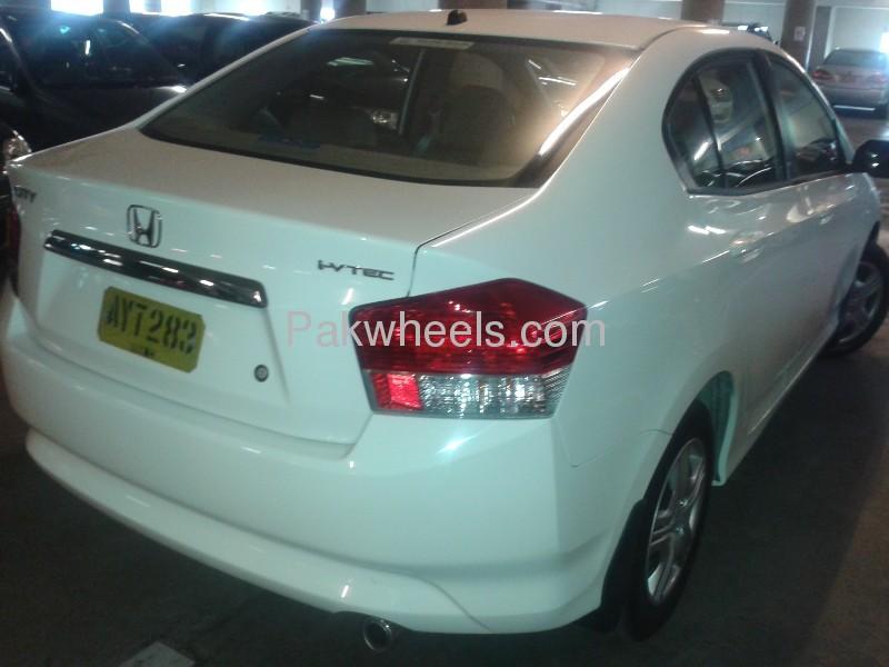 Honda City i-VTEC 2013 Image-6