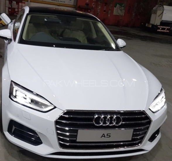Audi 5 Price: Audi A5 1.4 TFSI Sportback 2018 For Sale In Lahore