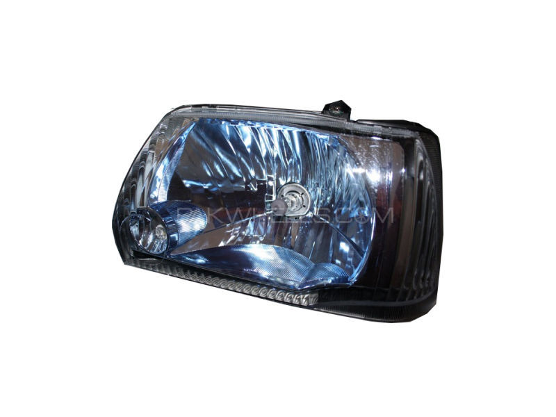 Suzuki Mehran Blue Tint Head Light Set  in Lahore