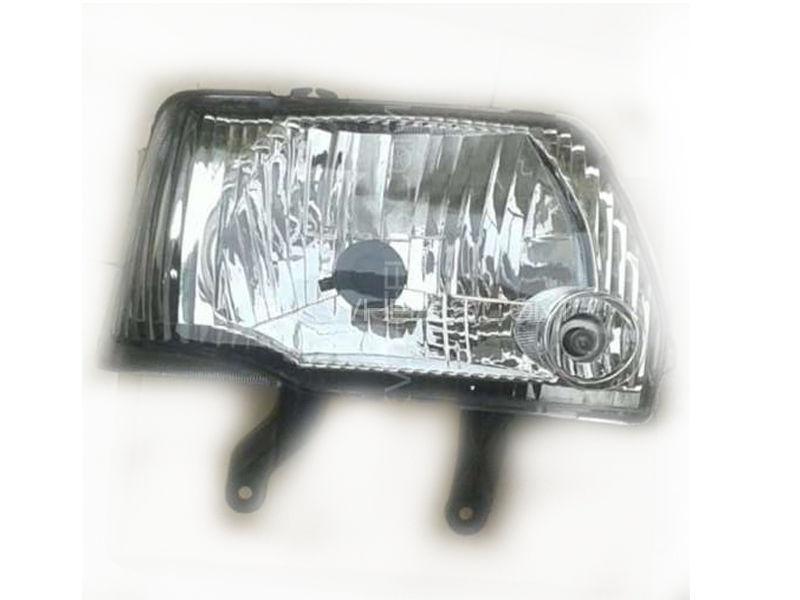Suzuki Mehran White Head Light Set  Image-1