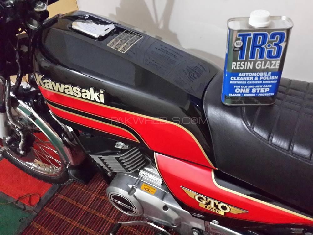 Kawasaki GTO 125 1987 Image-1