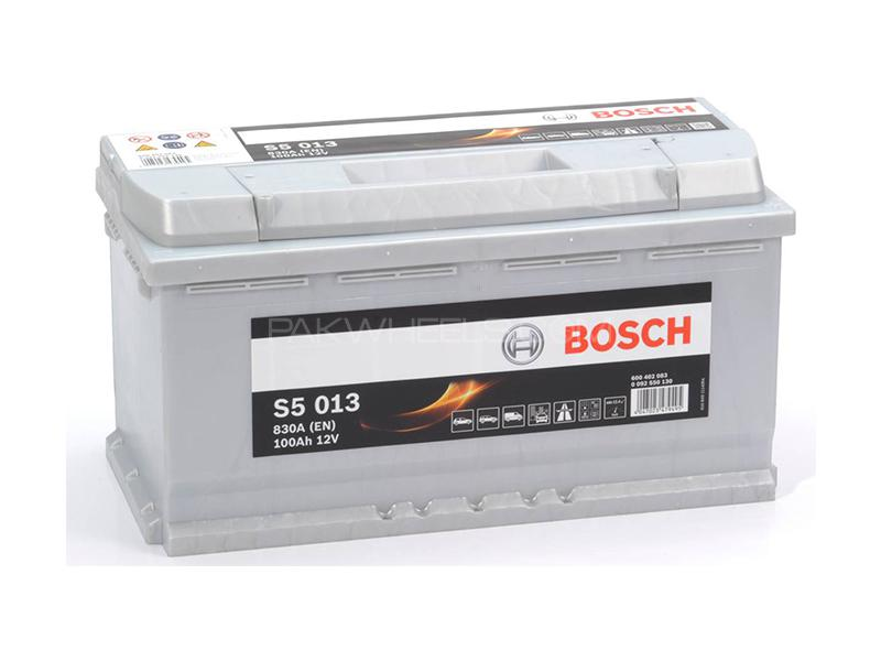 Bosch 100AH Dry Cell Battery - S50130 in Lahore