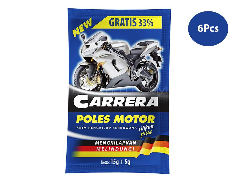 Carrera Motorcycle Polish 20 GR - 6Pcs in Lahore