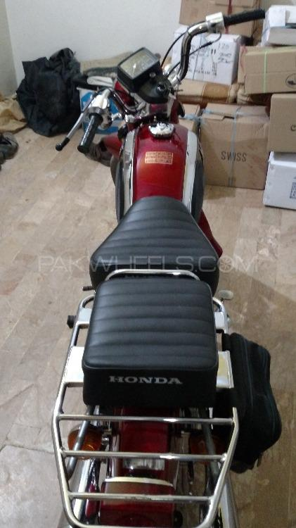 Honda Road Master  1988 Image-1