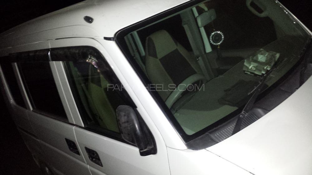 Mazda Scrum 2009 Image-1