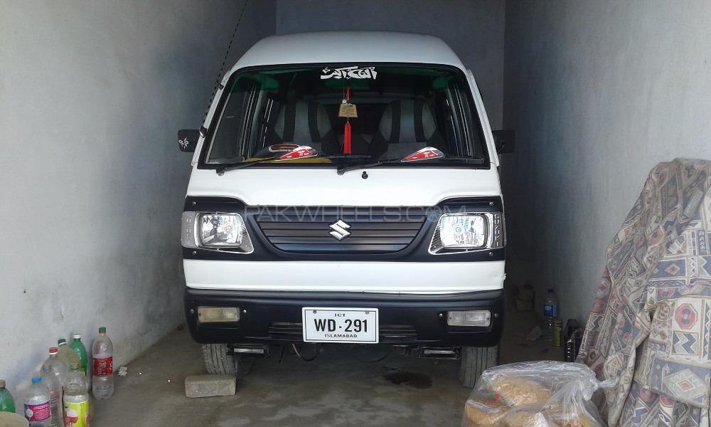 Suzuki Bolan VX 2012 Image-1