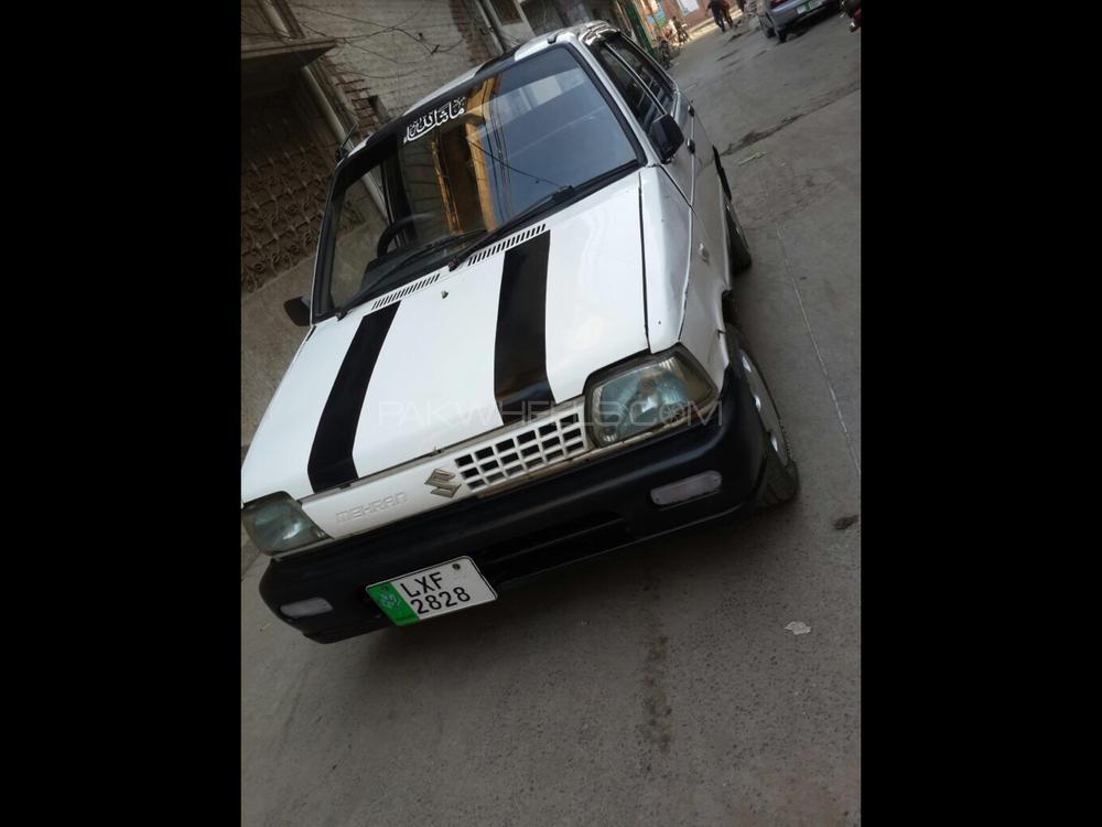 Suzuki Mehran VXR 1997 Image-1
