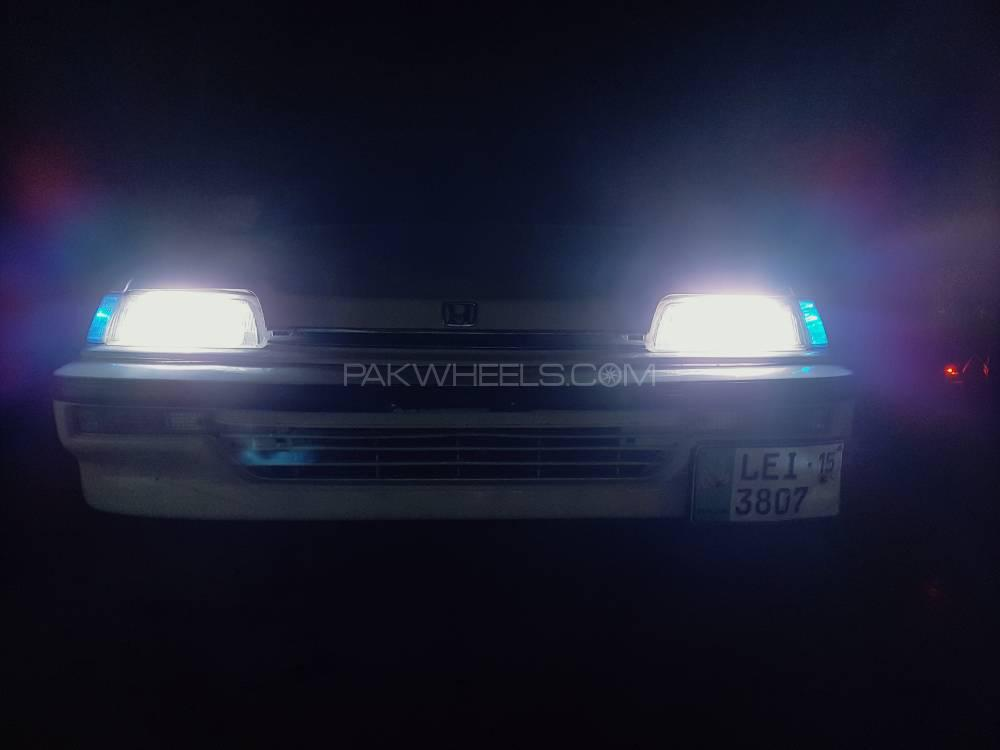 Honda Civic EL 1988 Image-1