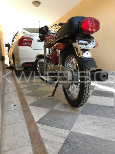 Honda CG 125 2013 Image-1
