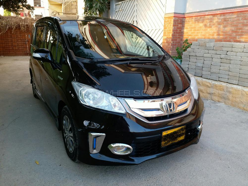 Honda Freed 2011 Image-1