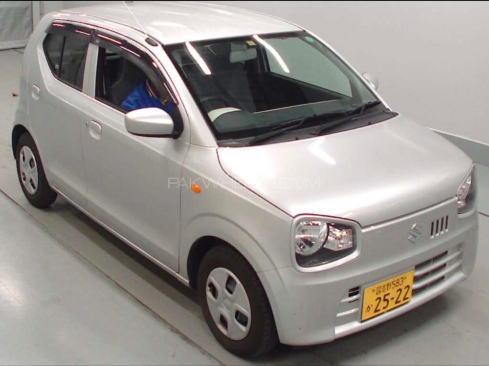 Suzuki Alto 2015 Image-1