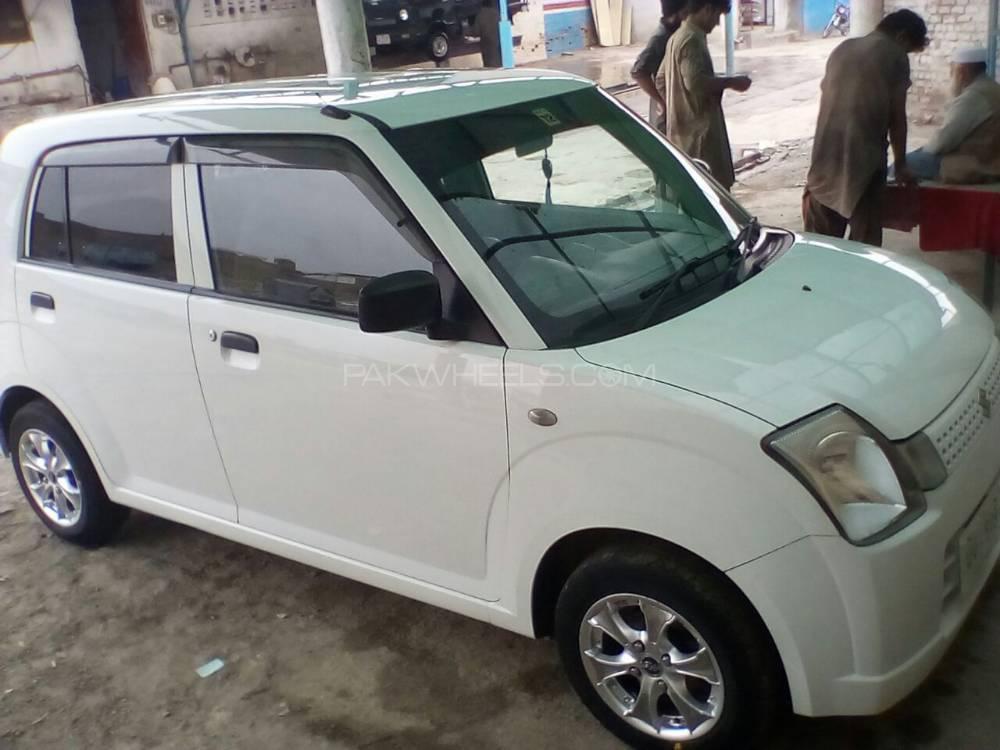 Suzuki Alto GII 2008 Image-1