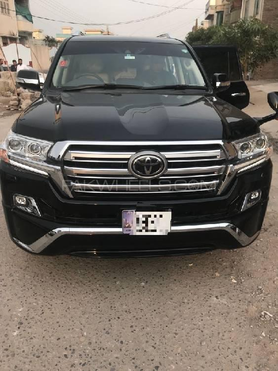 Toyota Land Cruiser AX G Selection 2016 Image-1