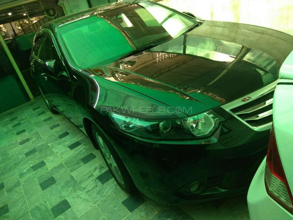 Honda Accord CL9 2012 Image-1