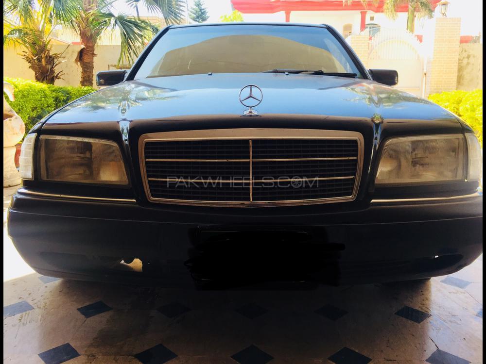 Mercedes Benz C Class 1996 Image-1