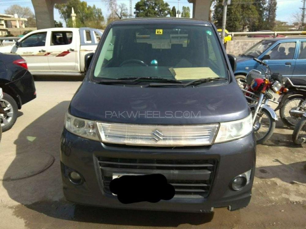 Suzuki Wagon R Stingray T 2009 Image-1