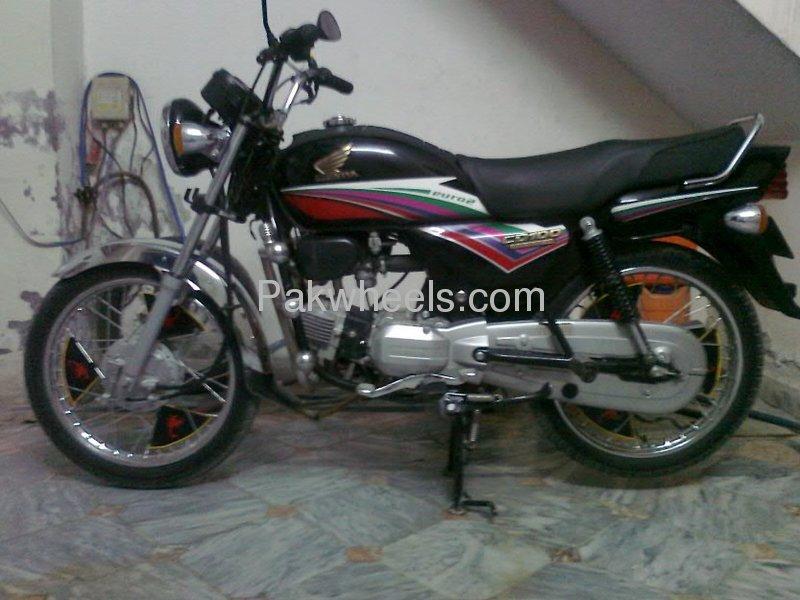 Honda CD-100 2012 Image-1