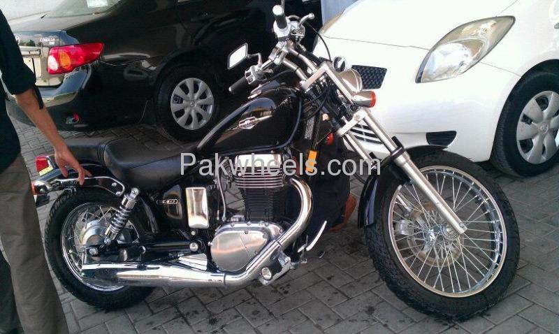 used suzuki boulevard s40 2009 bike for sale in islamabad - 103292