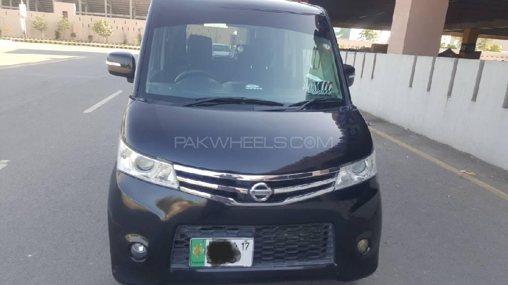 Nissan Roox HIGHWAY STAR TURBO 2013 Image-1