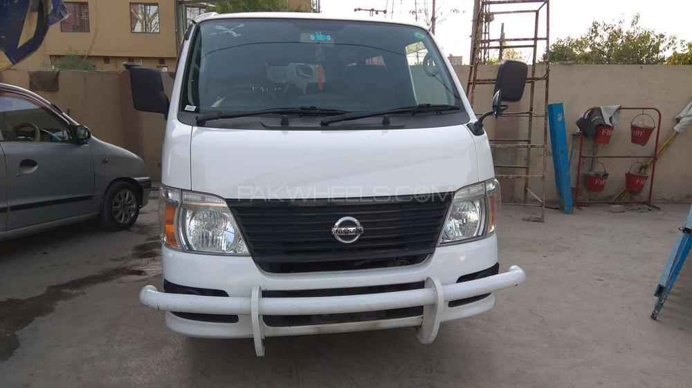 Nissan Caravan 2012 Image-1