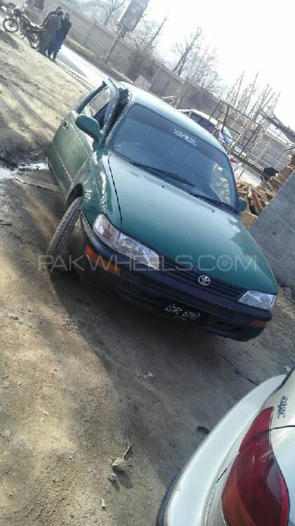 Toyota Corolla LX Limited 1.5 1993 Image-1