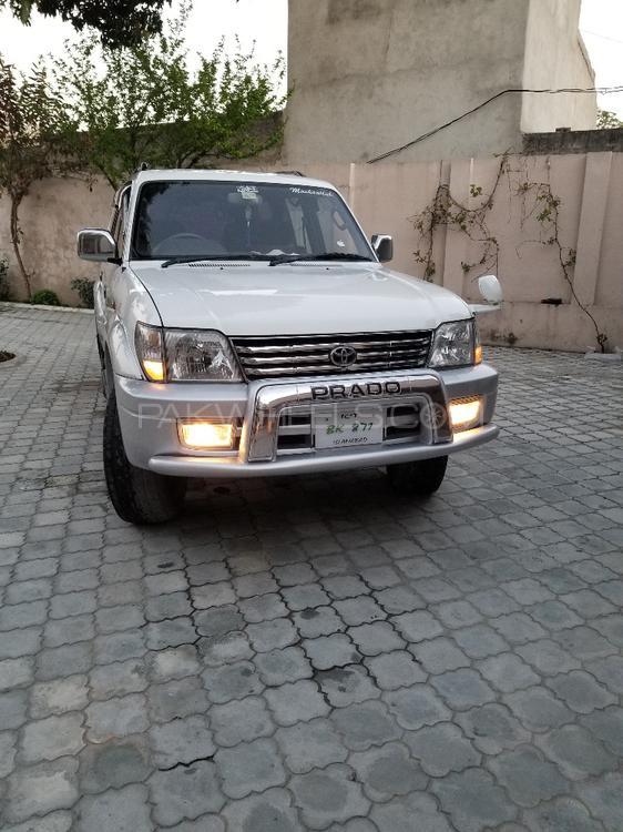 Toyota Prado TX 2.7 1998 Image-1