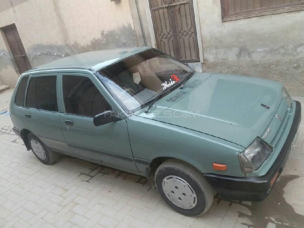Suzuki Khyber Plus 1993 Image-1