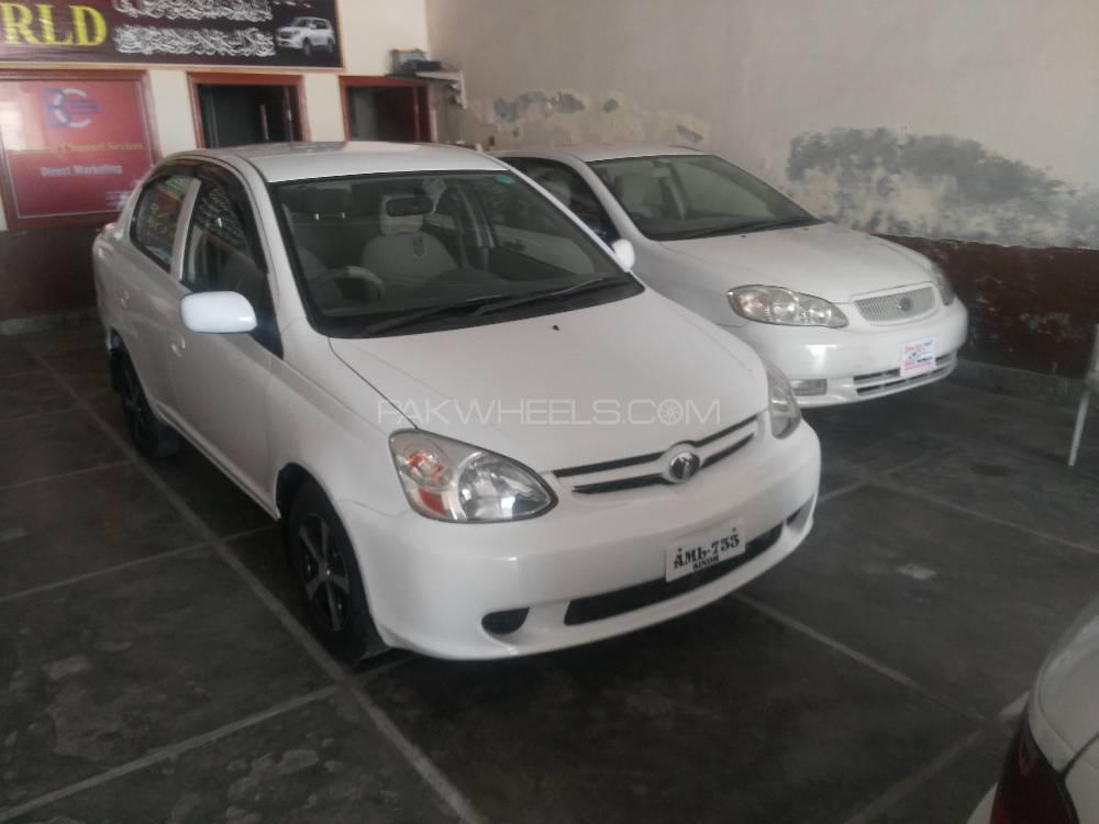 Toyota Platz F 1.0 2003 Image-1